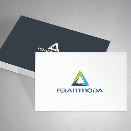 Prammoda Logo Design